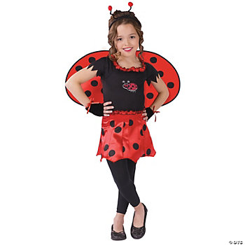 Sweetheart Lady Bug Child Girl's Costume