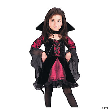 Sweetie Vamp Girl's Costume