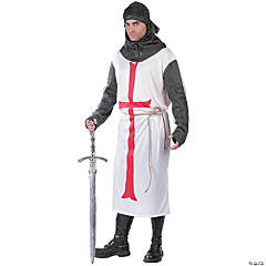 Templar Knight Costume for Men