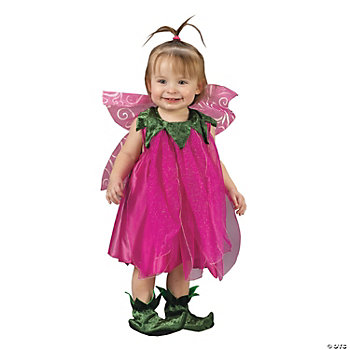 Tulip Fairy Infant Girl's Costume
