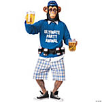 Ultimate Party Animal Adult Costume