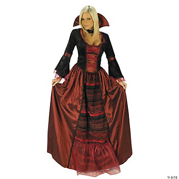 Vampire Queen Adult Women's Costume