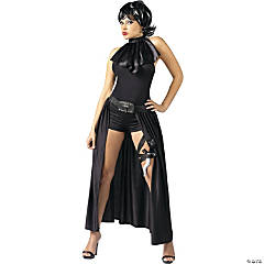 Vampire Slayer with Skirt Costume for Women