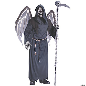 Winged Reaper Adult Men's Costume