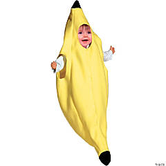 Banana Bunting Kid's Costume
