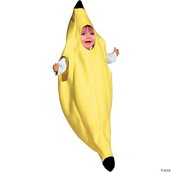 Banana Bunting Child's Costume