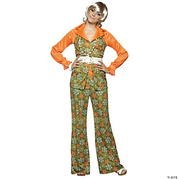 The Brady Bunch™ Carol Adult Women's Costume