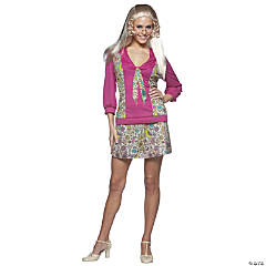 Brady Bunch Jan Adult Women's Costume