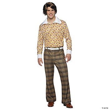 Brady Bunch Peter Adult Men's Costume