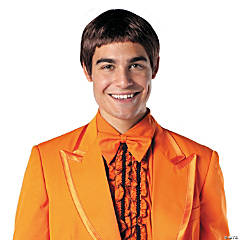 Dumb & Dumber Lloyd Wig Adult Men's Costume