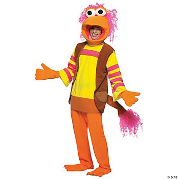 Fraggle Rock® Gobo Adult's Costume