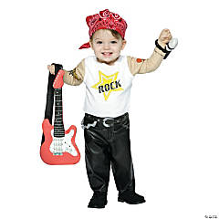 Rock Star Boy Toddler Boy's Costume