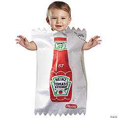 Heinz Ketchup Packet Bunting Kid's Costume