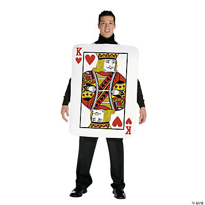 King of Hearts Adult Costume