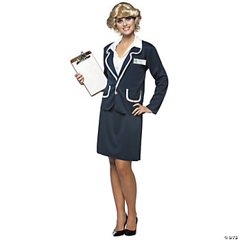Love Boat Julie McCoy, Cruise Director Adult Women's Costume