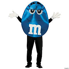 M&M's® Blue Deluxe Adult's Costume