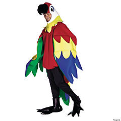 Parrot Adult's Costume