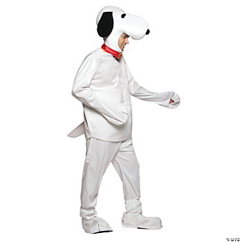Peanuts® Snoopy Adult's Costume