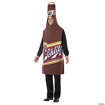 Schlitz Beer Bottle Adult Costume