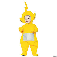 Teletubbies Laa- Laa Toddler Kid's Costume