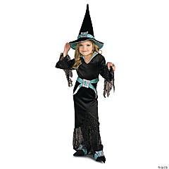 5th Ave Diamond Witch Girl's Costume