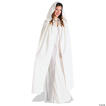 Lord Of The Rings™ Arwen White Cloak Adult Women's Costume