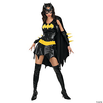 Batgirl™ Adult Women's Costume