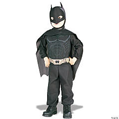 Batman Begins Toddler Kid's Costume