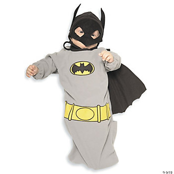 Batman Bunting Kid's Costume