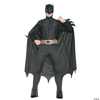 Batman Begins™ Deluxe Adult Men's Costume