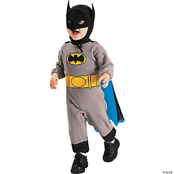 Batman Infant Kid's Costume