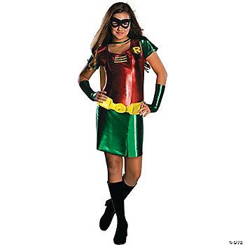 robin tween girl s costume