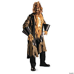 Big Mad Wolf Standard Adult Men's Costume