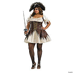 Buccaneer Pirate Queen Adult Women's Costume