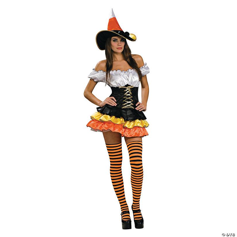 sc 1 st  Oriental Trading & Womenu0027s Candy Corn Cutie Costume
