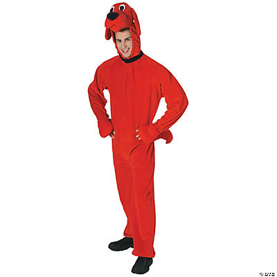 Clifford Adult Men's Costume