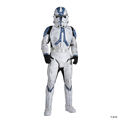 Clone Trooper Costume for Boys