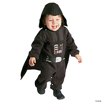 Darth Vader Toddler Kid's Costume