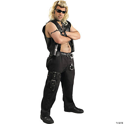 Dog The Bounty Hunter Adult Men's Costume