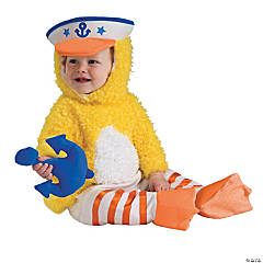 Duckie Infant Kid's Costume