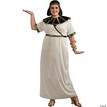 Egyptian Girl Plus Size Adult Women's Costume