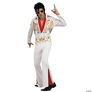 Elvis Deluxe Adult Men's Costume