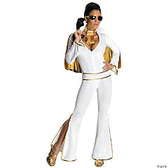 Elvis Female White Costume for Women