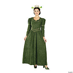 Fiona Princess Deluxe Adult Women's Costume