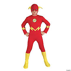 Boy's Large Flash Costume