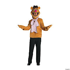 Fozzie Adult Men's Costume