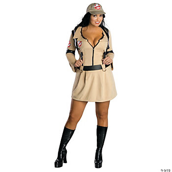Sassy Ghostbusters™ Adult Women's Costume