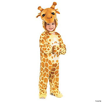 Giraffe Toddler Kid's Costume