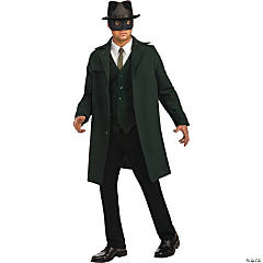 Green Hornet Deluxe Adult Men's Costume