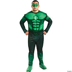 Green Lantern Hal Jordan Adult Men's Costume